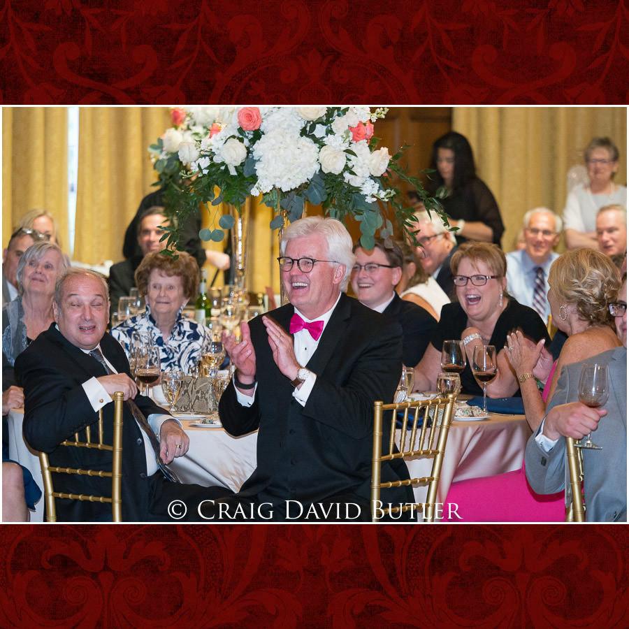 Watching the Same Day Edit - Wedding Photos, Michigan League, St. Francis Azizi, Ann Arbor MI, CDBStudios