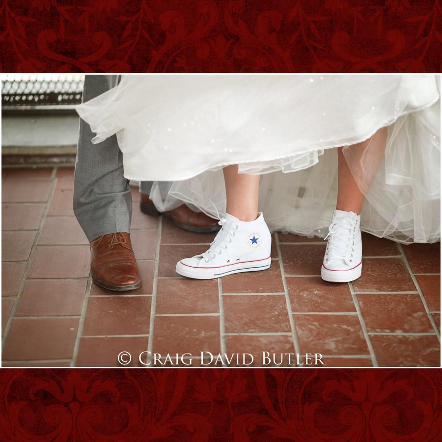 Wedding shoes - Wedding Photos, Michigan League, St. Francis Azizi, Ann Arbor MI, CDBStudios