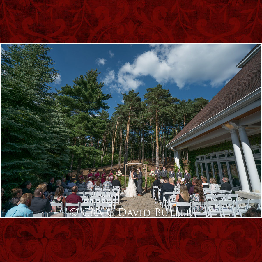 Wedding Ceremony Clarkston Wedding Photographer - Oakhurst CC, Craig David Butler
