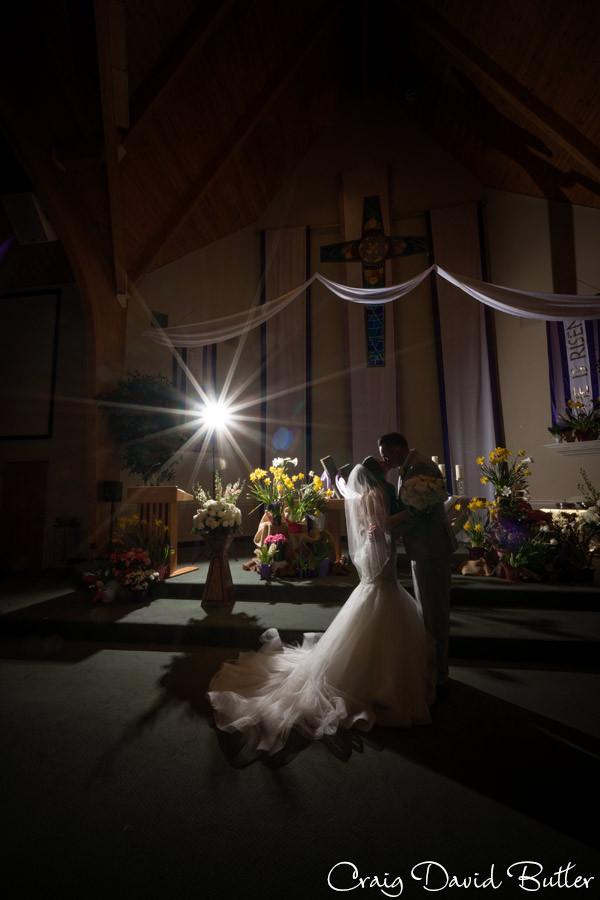 St. John's Plymouth Grand Ballroom Wedding, Craig David Butler