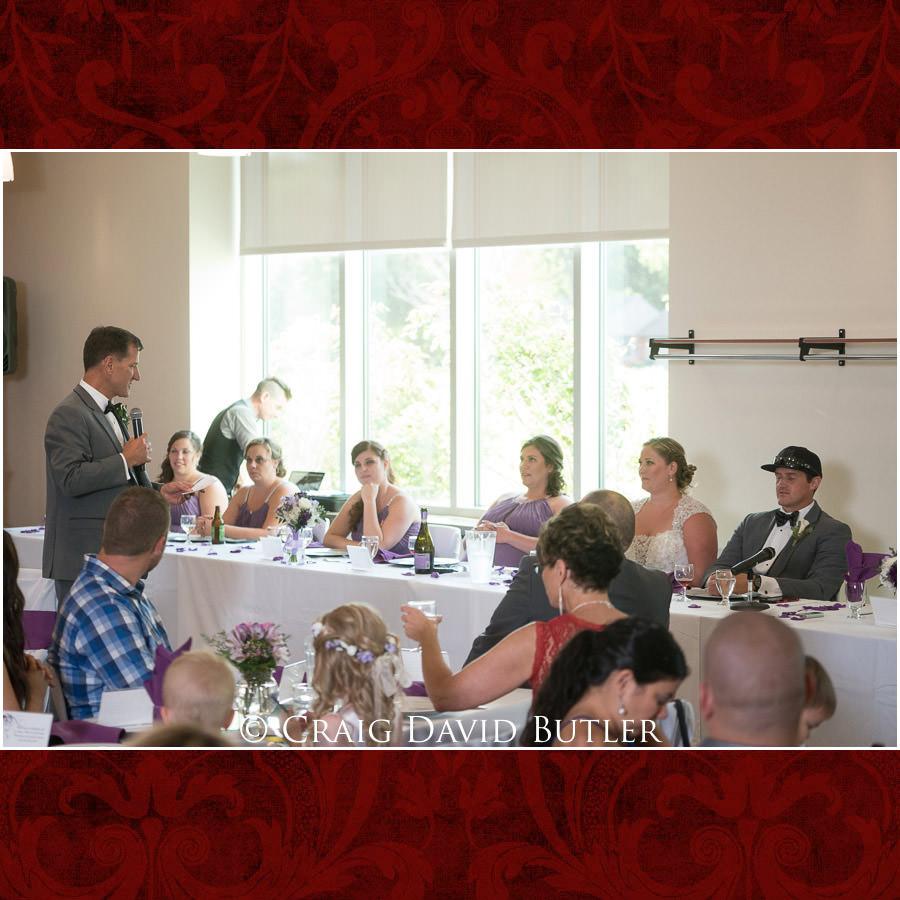 FOB Toast - Michigan-Wedding-Photographer-Novi-CraigDavidButler