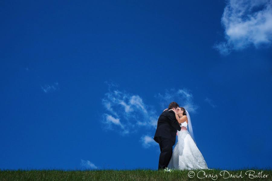 Plymouth Michigan Wedding Photo Meeting House Reception - Craig David Butler