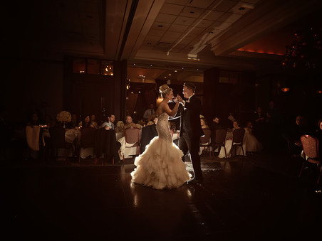 Amazing winter wedding Nathan & Shannon at the Reserve - Birmingham MI- 12/31/2017