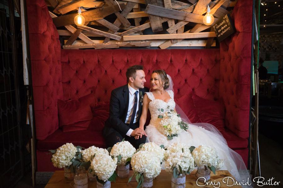 Bride groom - Rust Belt wedding photos ferndale MI, Craig David Butler