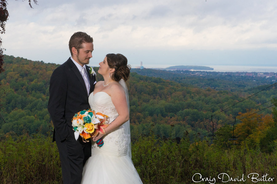 Bride Groom Photo Marquette Wedding Photography Craig David Butler Detroit