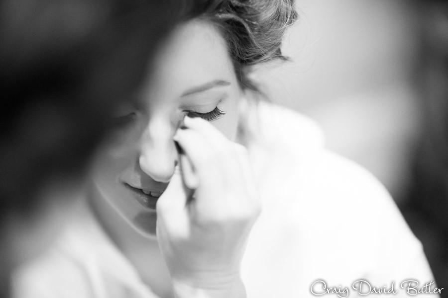 Bride Makeup Brighton Wedding Photographer - Craig David Butler - Oak Pointe CC