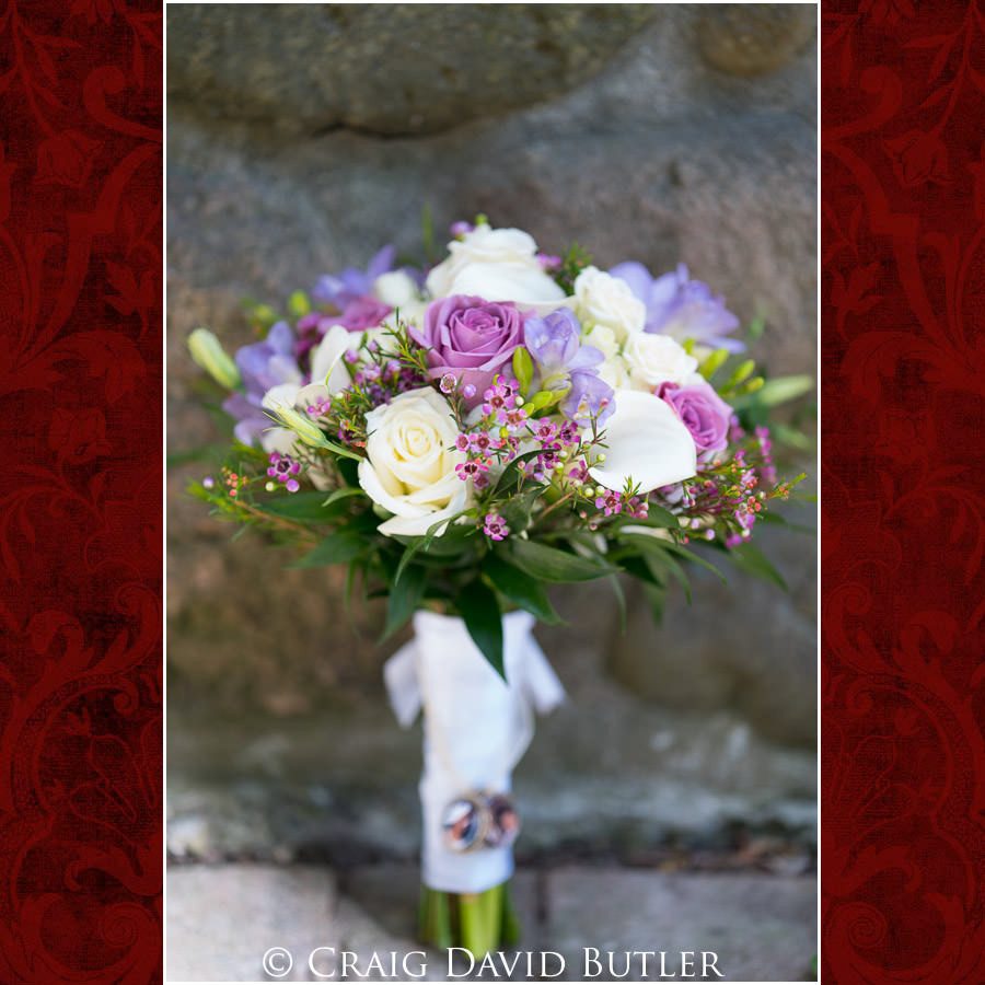 Bridal Bouquet - Michigan-Wedding-Photographer-Novi-CraigDavidButler