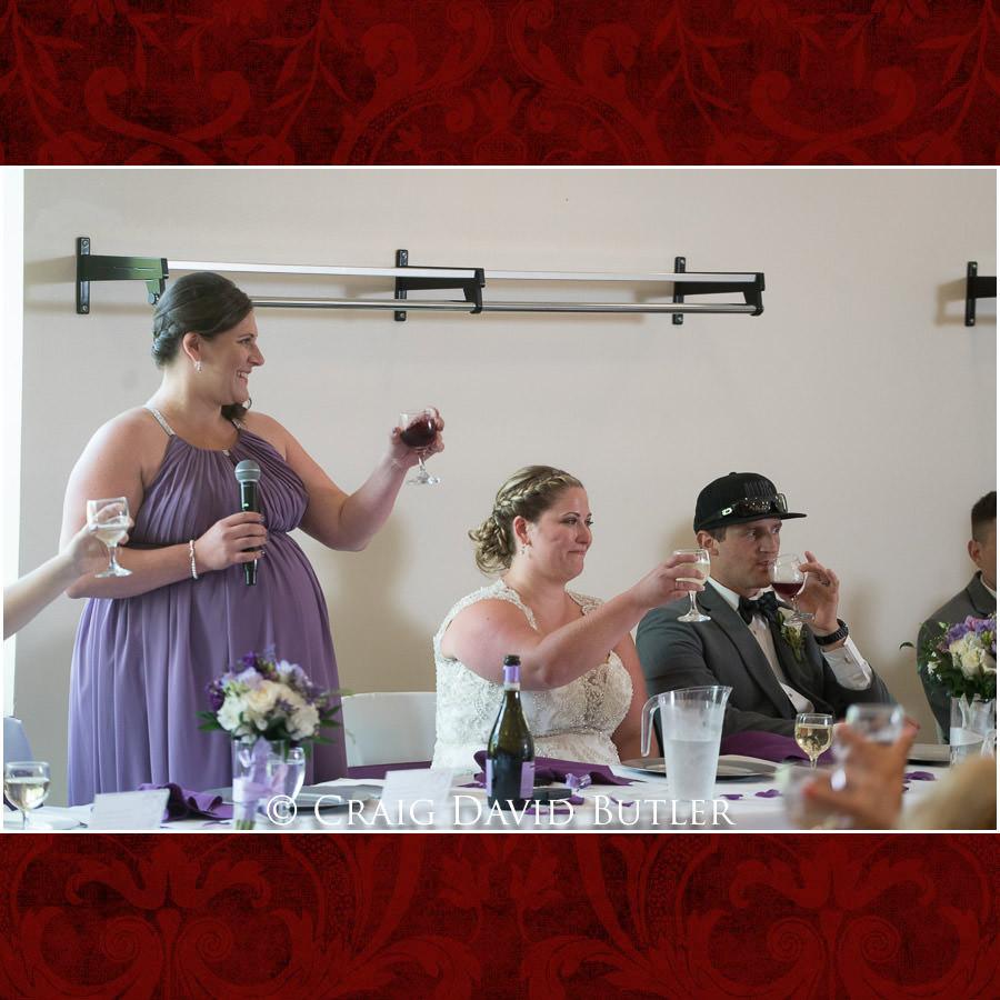 MOH Toast - Michigan-Wedding-Photographer-Novi-CraigDavidButler