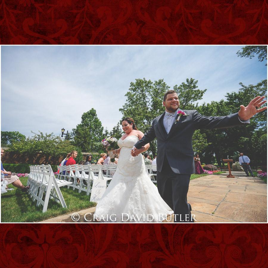 Meadowbrook Hall Wedding Photos, Craig David Butler Studios