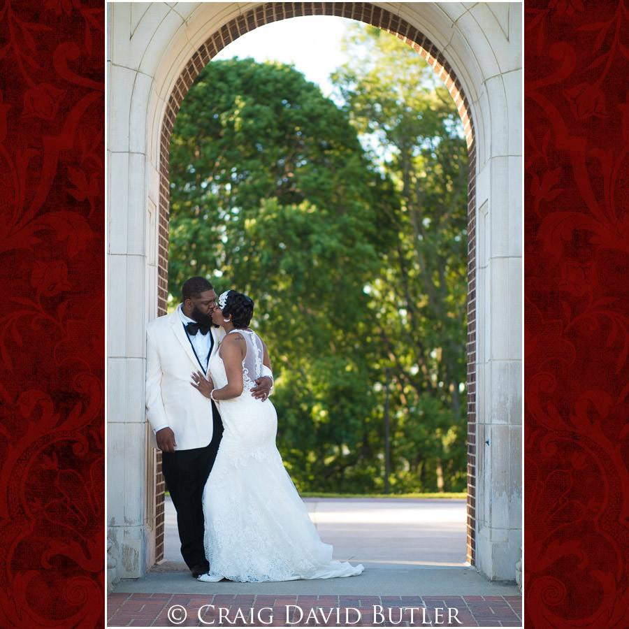 Bride & Groom Poses Detroit Wedding Photographer - South Haven Wedding, Heritage Hall Reception, WMU, Kalamazoo MI - CDB Studios