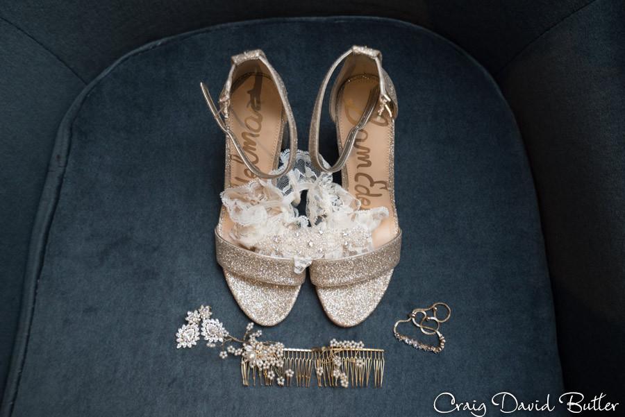 Bride Details - Rust Belt Market, Wedding Photos Ferndale Mi - Craig David Butler
