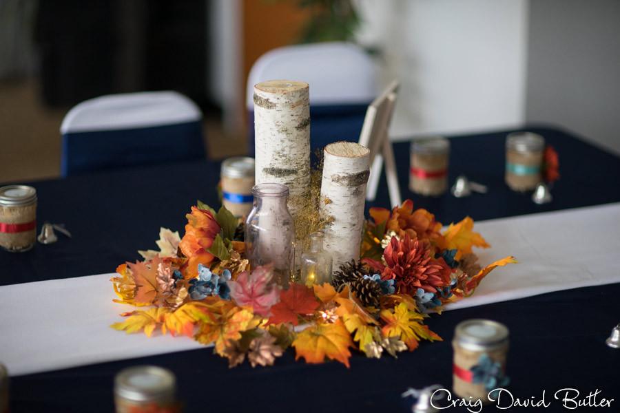 Reception Details Marquette Wedding Photography Craig David Butler Detroit