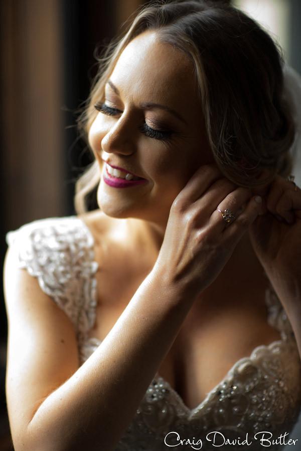Bride Prep - Rust Belt Market, Wedding Photos Ferndale Mi - Craig David Butler