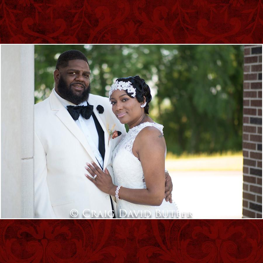 NOrth Hall WMU Detroit Wedding Photographer - South Haven Wedding, Heritage Hall Reception, WMU, Kalamazoo MI - CDB Studios