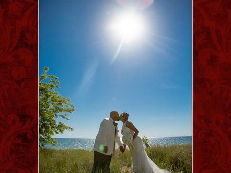 Shayla & Cornae - South Haven Wedding, Heritage Hall Reception - Wedding Photos Same Day Edit Vi