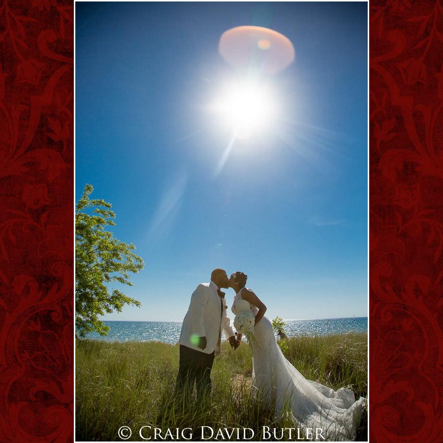 Detroit Wedding Photographer - South Haven Mi Wedding, WMU Reception- CDB Studios