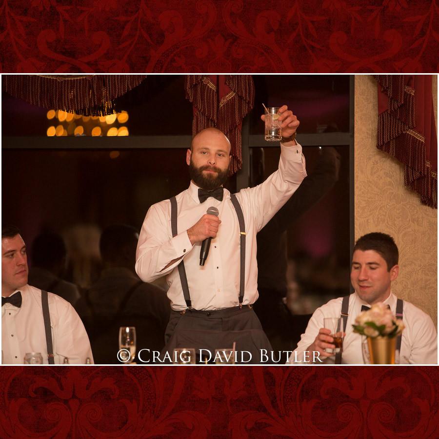 Crystal Gardens Wedding Photos Southgate Michigan Craig David Butler
