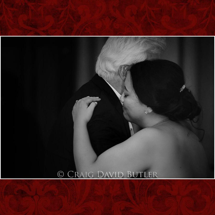 Father Bride - Dance - Wedding Photos, Michigan League, St. Francis Azizi, Ann Arbor MI, CDBStudios