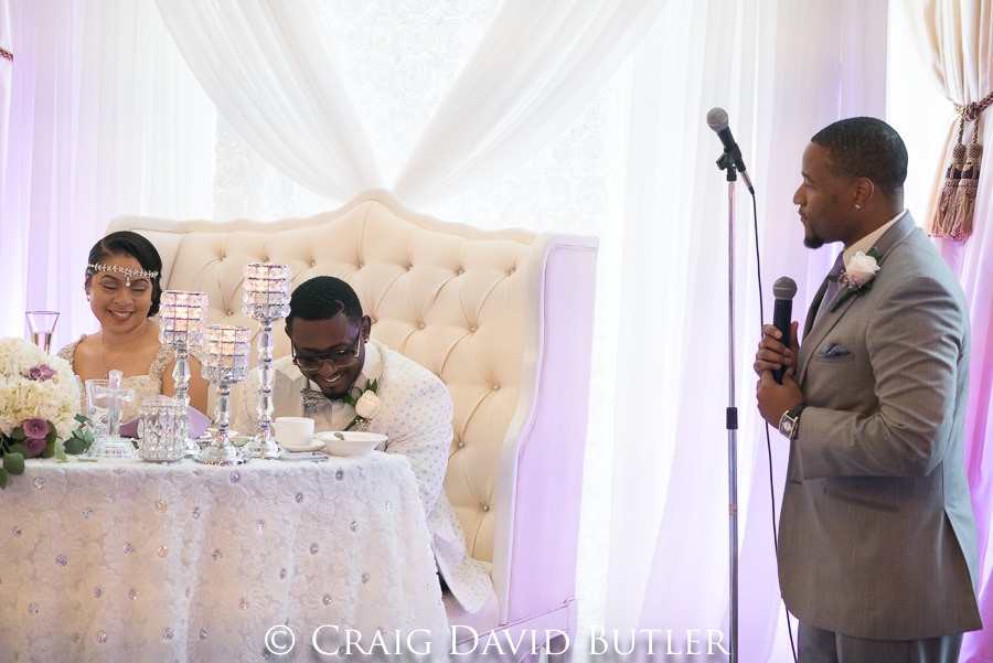 Detroit Wedding Photographer - Church of God Wedding, St. Johns Reception - Craig David Butler