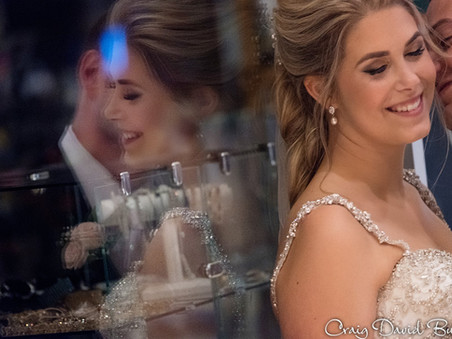 Katelyn & Ryan, Detroit Wedding Photos, Same Day Edit Video, October 14, 2017