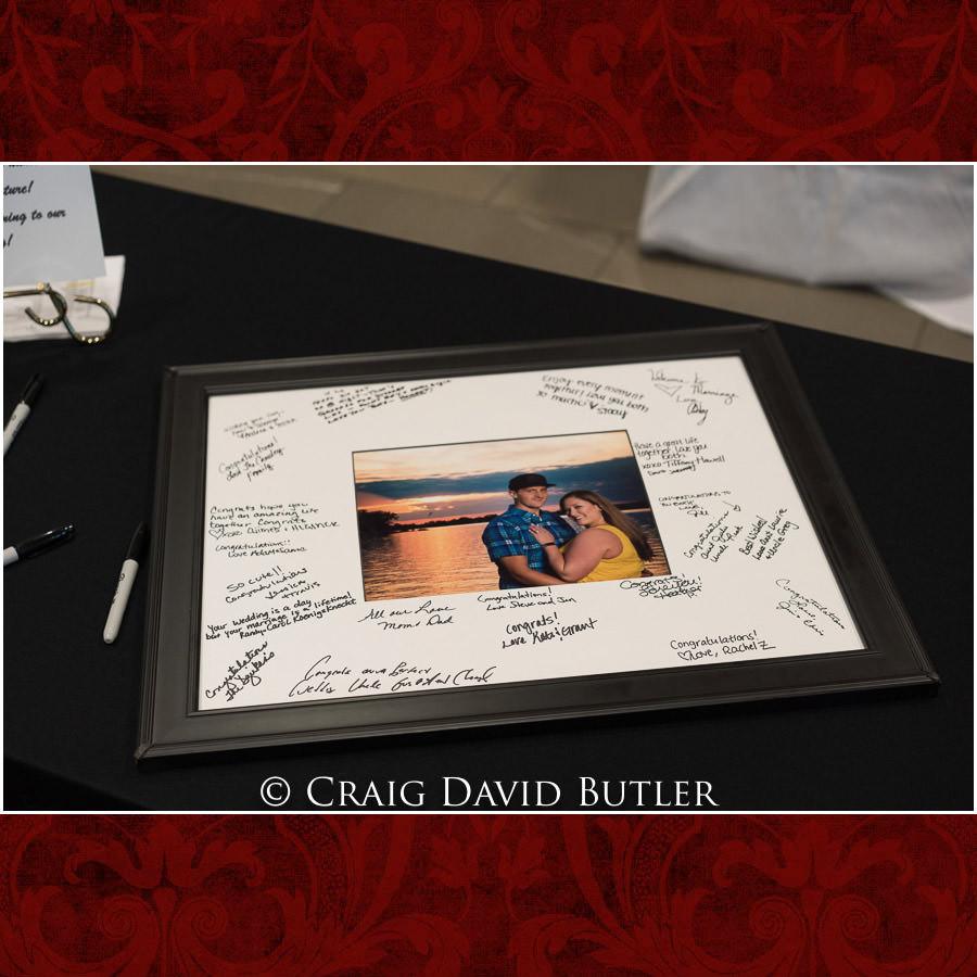 Signing Matte Michigan-Wedding-Photographer-Novi-CraigDavidButler