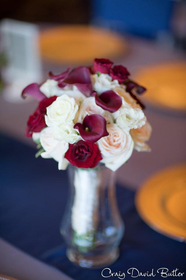 Bride Bouquet Brighton Wedding Photographer - Craig David Butler - Oak Pointe CC