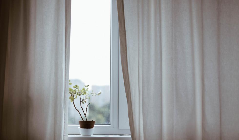 Окно с заводом