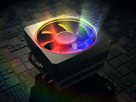 Beware of AMD coolers with extra heatpipes: they aren't real AMD products