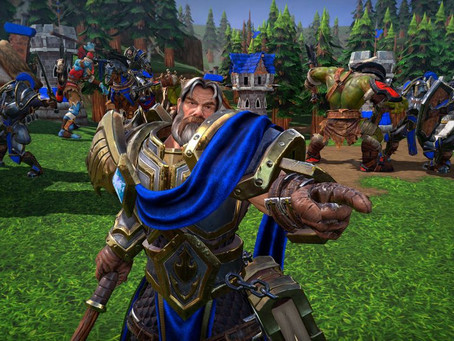 AMD claims its latest GPU driver boosts Warcraft 3 performance up to 11 percent