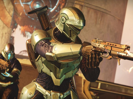 Destiny 2's Newest Update is Deleting Rare Enhancement Materials