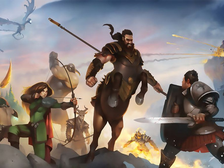 Unconventional fantasy MMO Crowfall gets a funding boost as it nears release