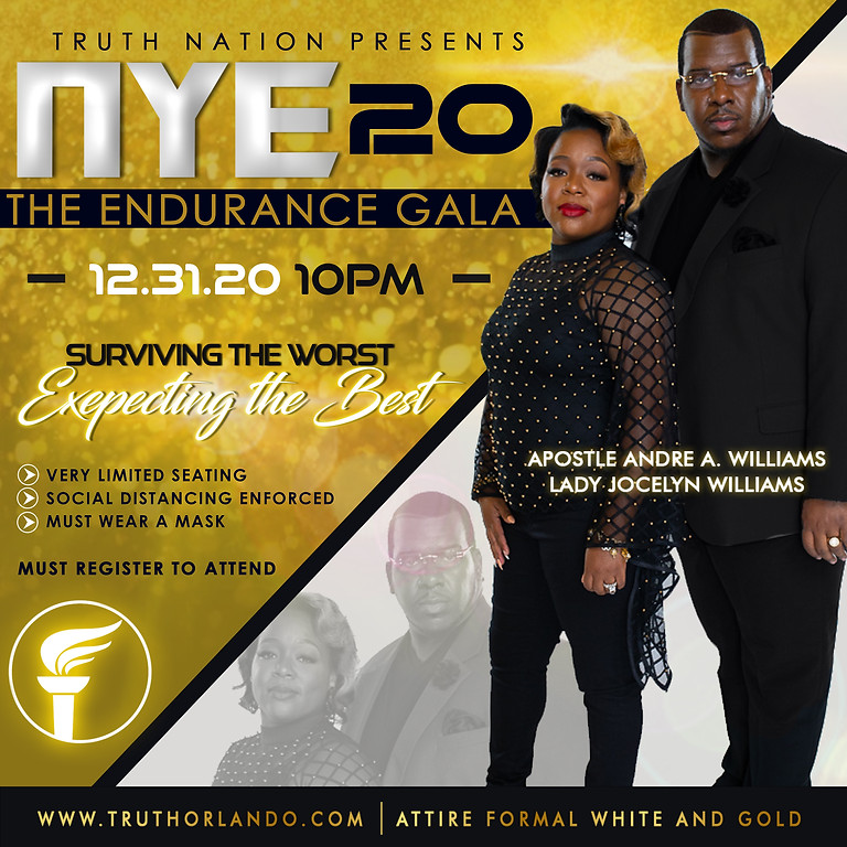 New Year's Eve The Endurance Gala