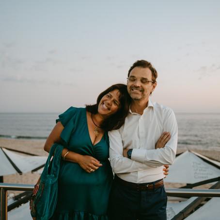 Cristina + Marco