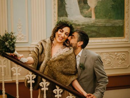 10 razões para casar no outono/inverno
