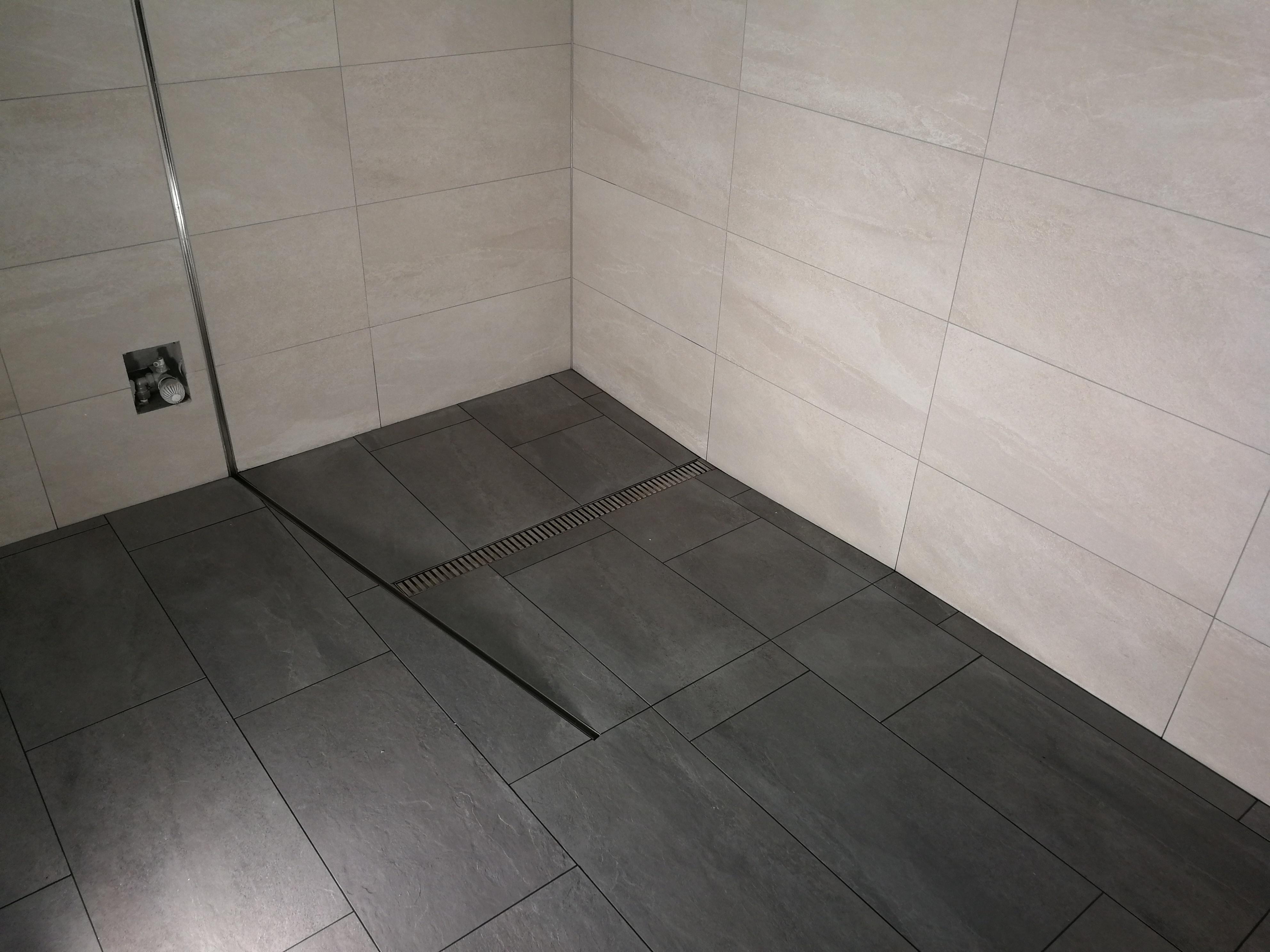 Badezimmer Komplett Umbau