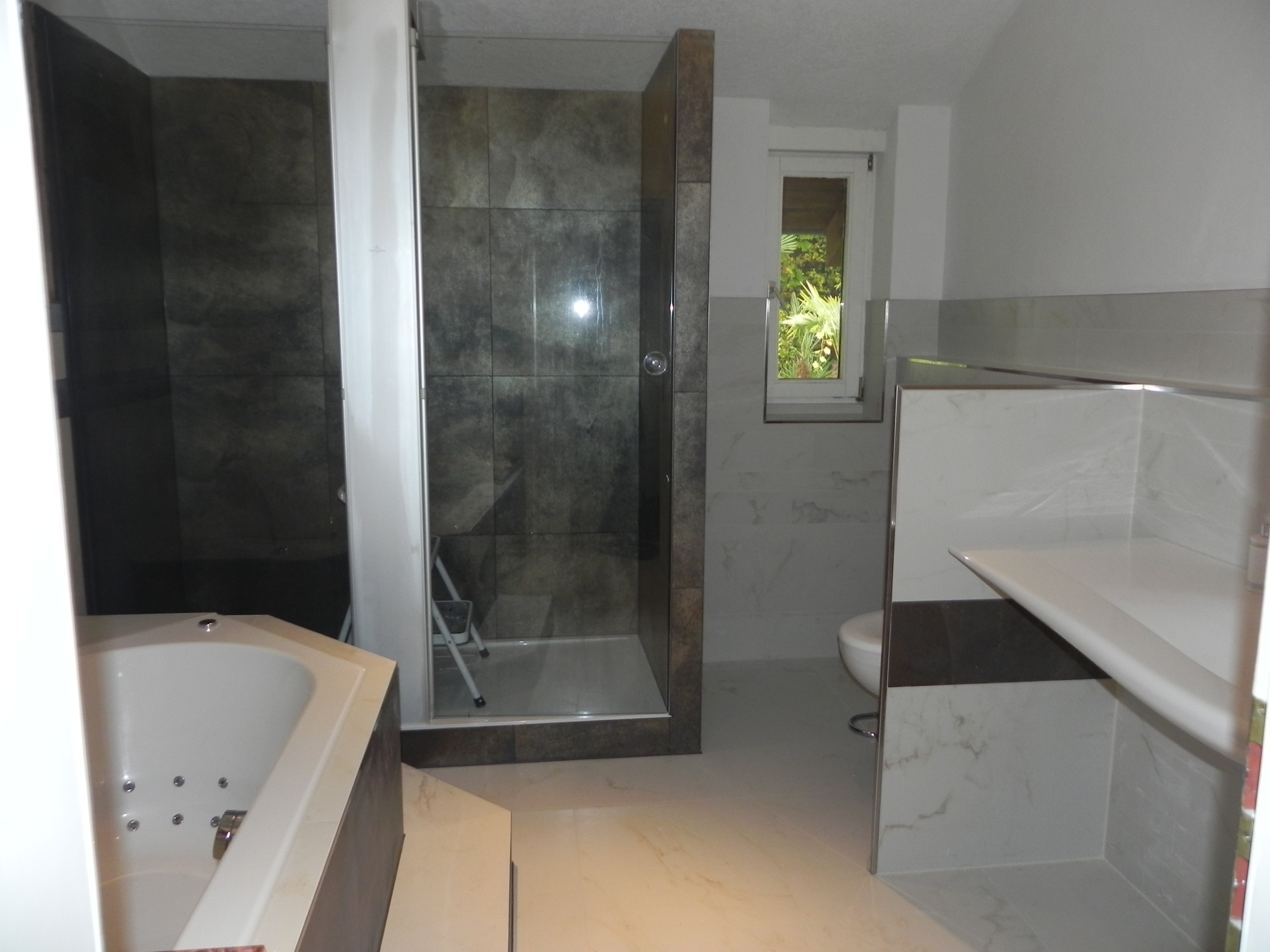 Badezimmer komplett-sanierung