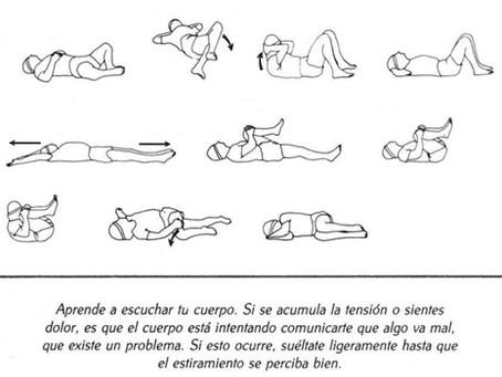 Fortalecer la espalda para un entreno continuo