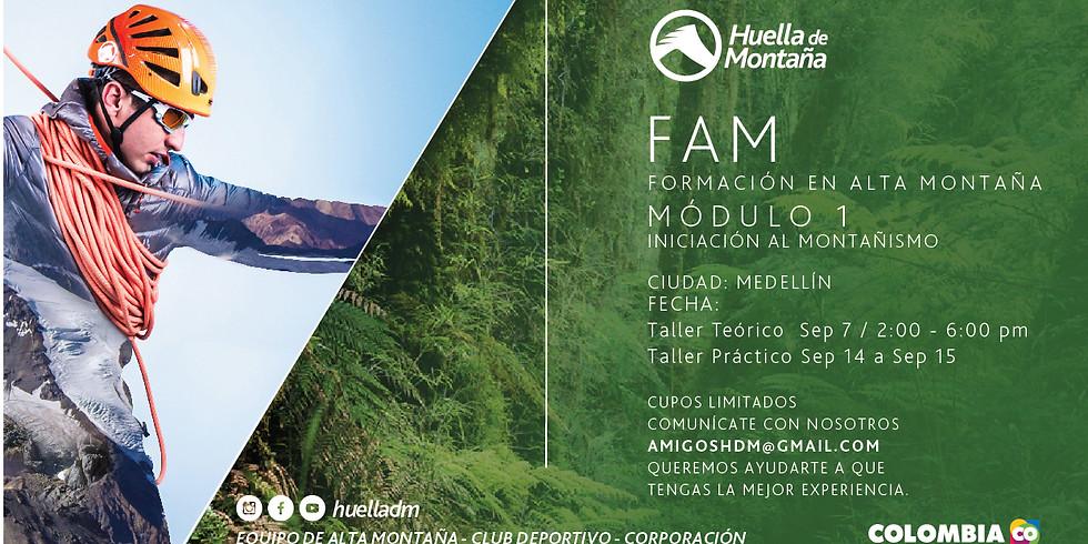Curso FAM Iniciación al Montañismo Módulo Básico (1)