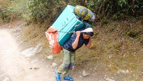 Transporte en la Montaña