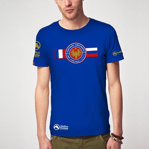 Camiseta Elbrus / Mont Blanc