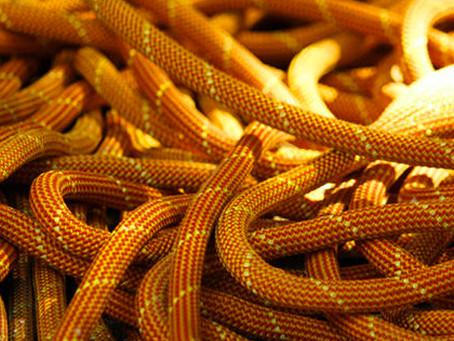 Cuerdas de escalada