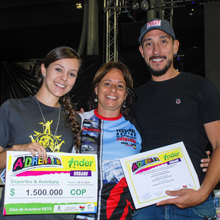 FESTIVAL RETO 2015 - ADRENALINA INDER