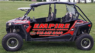 polaris, empire roadside event staff