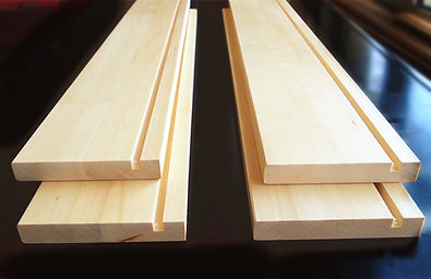 Solid Birch Drawer Sides.jpg