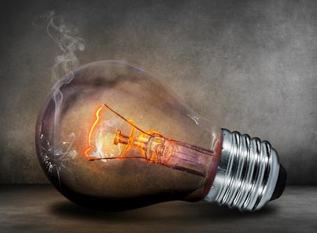 L'histoire de l'éclairage