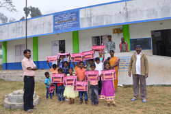School Bag & uniform Kadasikadu Primary