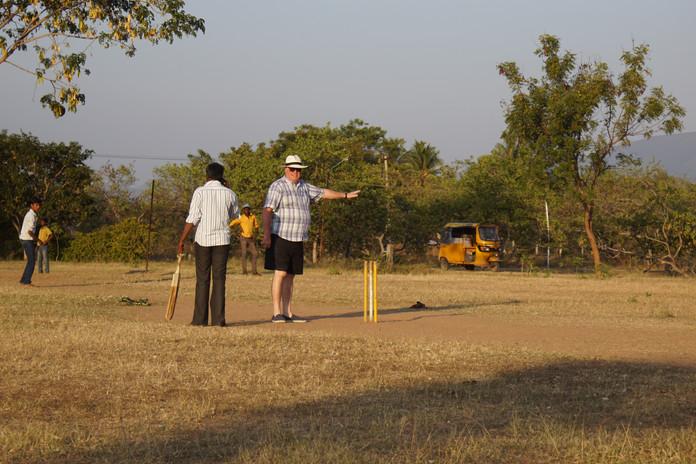daily cricket, bowling, playing, umpirin