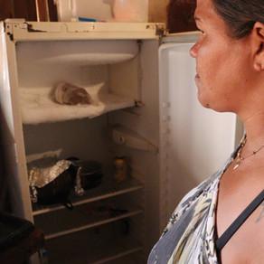 Moradores da favela 'Só Por Deus' falam sobre o desafio de garantir a nutrição infantil na pandemia