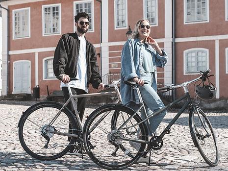 Pelago kaupunkipyörät Porvoo