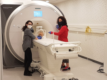 @Weizmann 3T scanner